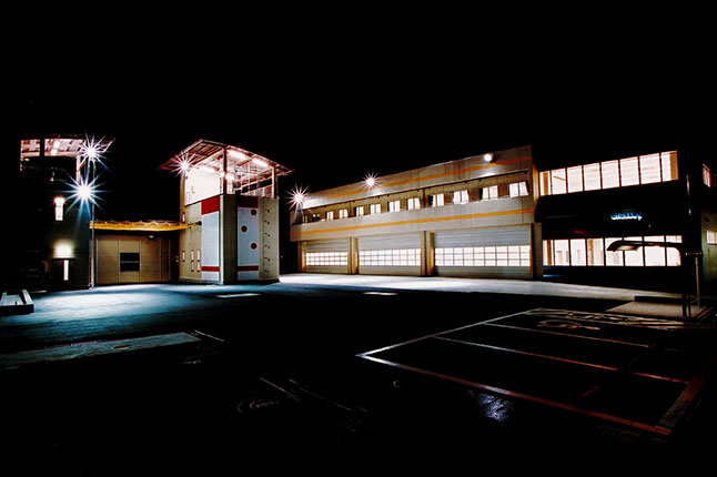 岡崎市中消防署西分署 Image