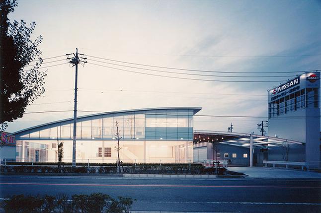 日産ショールーム法性寺 Image