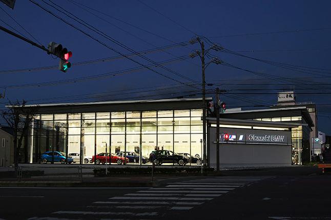 Okazaki BMW Image