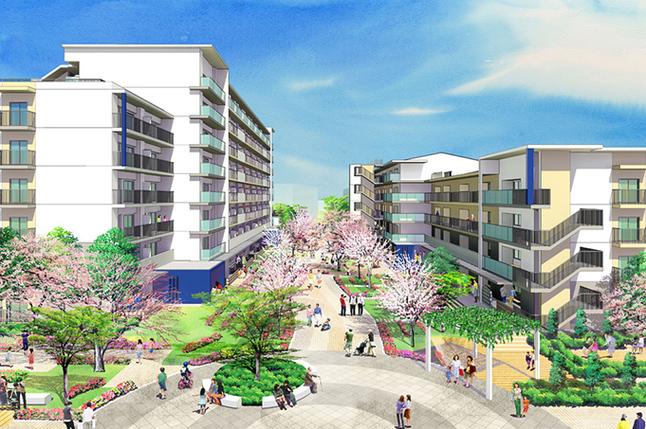 静岡県営今沢団地(第二工区) Image