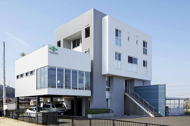 T-office&residence リノベーション Image